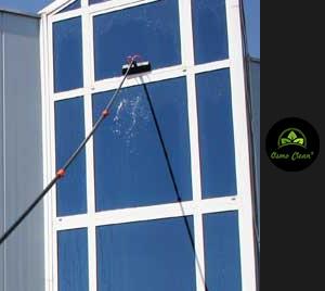 Fensterreinigung