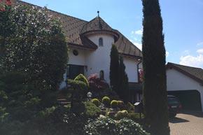 Villa, Dach, Vordach und komplette Aussenreinigung, Wollerau SZ
