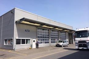Komplette Garage- und Dachreinigung, Schmerikon SG