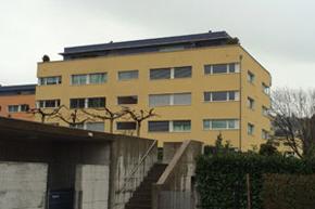 Komplette Fenster- und Storenreinigung, Wollerau SZ