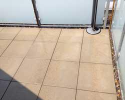 balkonreinigung osmo clean