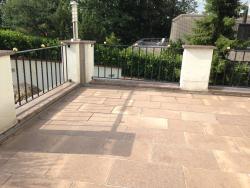 terrassenreinigung osmo clean