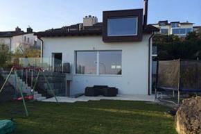Komplette Aussenplatz- und Fensterreinigung, Wollerau SZ
