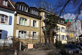 Fassaden-, Balkon-, Terrassen-, Dach- und Fensterreinigung, Zürich