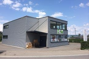 Komplette Fassadenreinigung, Altendorf SZ