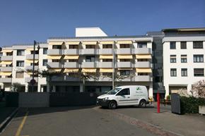 Fassadenreinigung, Zürich