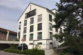 Fenster- und Storenreinigung, MFH, Richterswil ZH