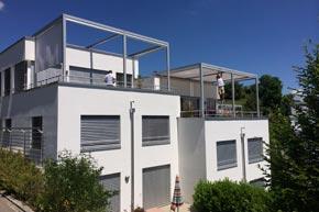 Komplette Häuserreinigung, Fenster, Storen und Aussenbereich, Wil SG