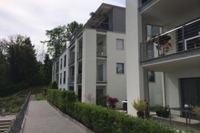 Fenster-, Fassaden- und Terrassenreinigung, Überbauung, Richterswil ZH