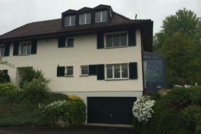 Vordach- und Wintergartenreinigung, Thalwil ZH
