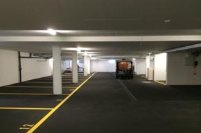 Komplette Garagenreinigung, Horgen ZH