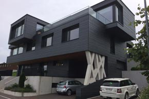Fenster- und Storenreinigung, Villa, Schindellegi SZ