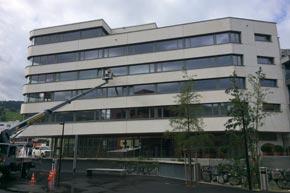 Reinigung Geschäftshaus, Pfäffikon SZ