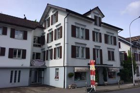 Umbaureinigung, Wollerau SZ