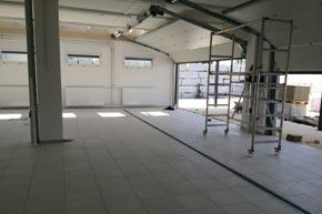 Garagenreinigung, Villa, Wollerau SZ
