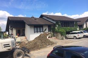 Bau- und Endreinigung, EFH, Galgenen SZ