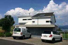Villa Reinigung, Altendorf SZ