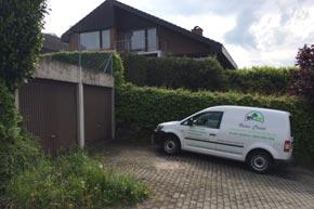 Komplette Aussenplatzreinigung, Wollerau SZ