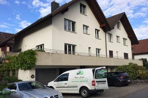 Komplette Terrassen-, Balkon-, Vorplatz- und Aussenreinigung, Altendorf SZ