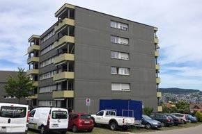 Reinigung Hochhaus, Wädenswil ZH