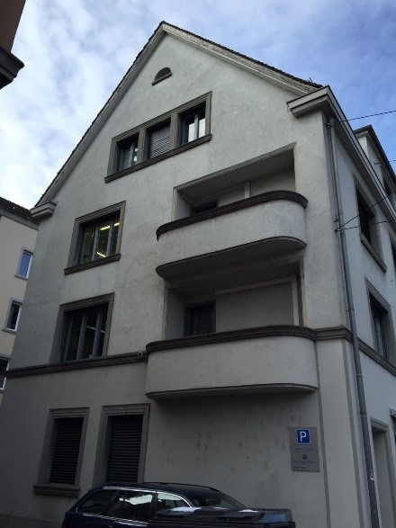 Fassadenreinigung Zürich1