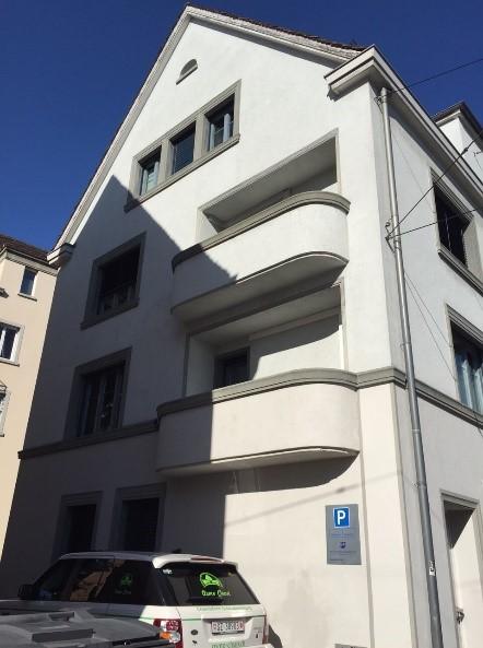 Fassadenreinigung Zürich2
