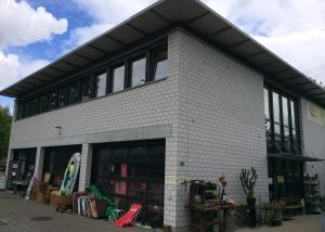 Komplette Fenster Aussenreinigung Brocki Feldmeilen September