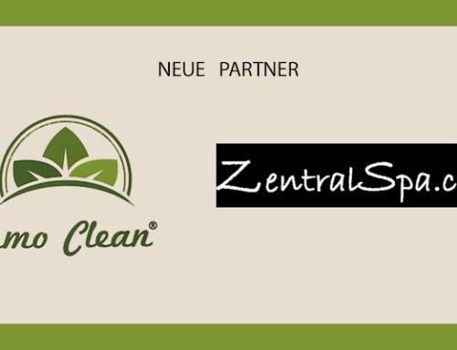 Neue OsmoClean Partner ZentralSpa