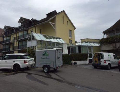 Komplette Hotel Reinigung Hurden