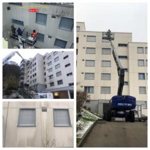 Fassadenreinigung Zürich