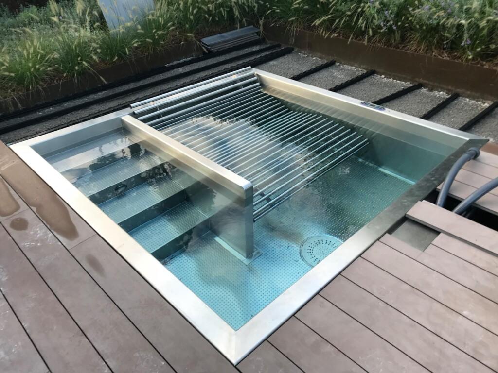Schwimmbadreinigung osmo clean