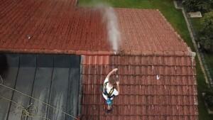 Wer reinigt Ihr Dach professionell