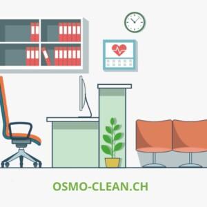 büro desinfizieren osmo clean