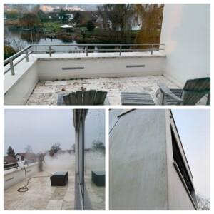 professionelle balkonreinigung