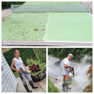terrassenreinigung von osmo clean