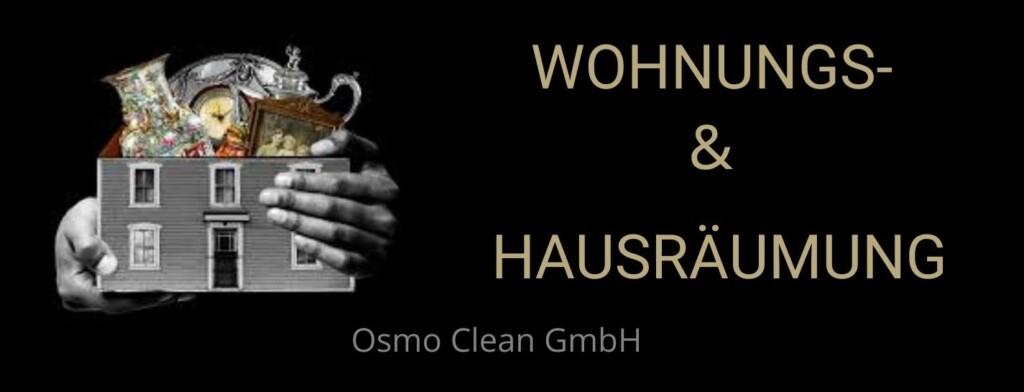 hausräumungen osmo clean