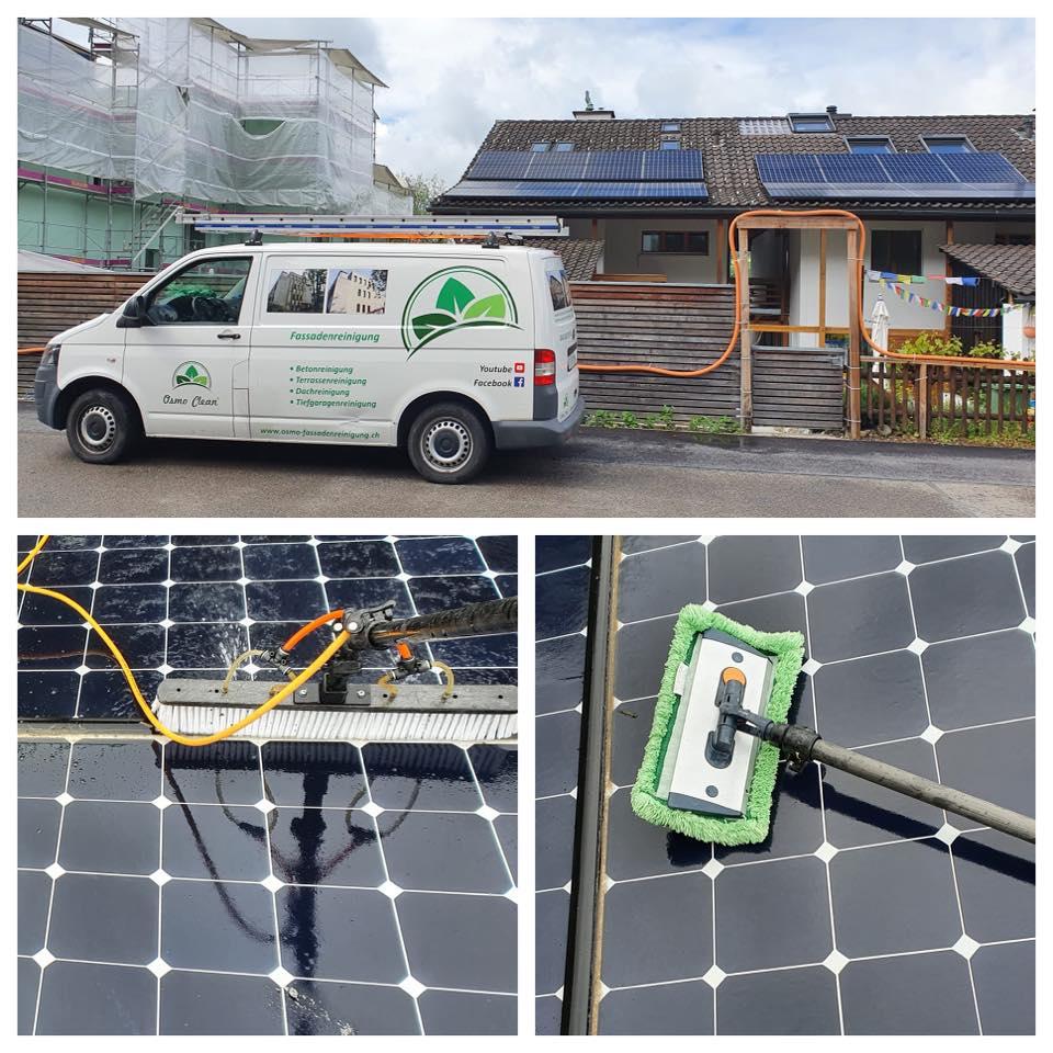 photovoltaik reinigen lassen osmo clean