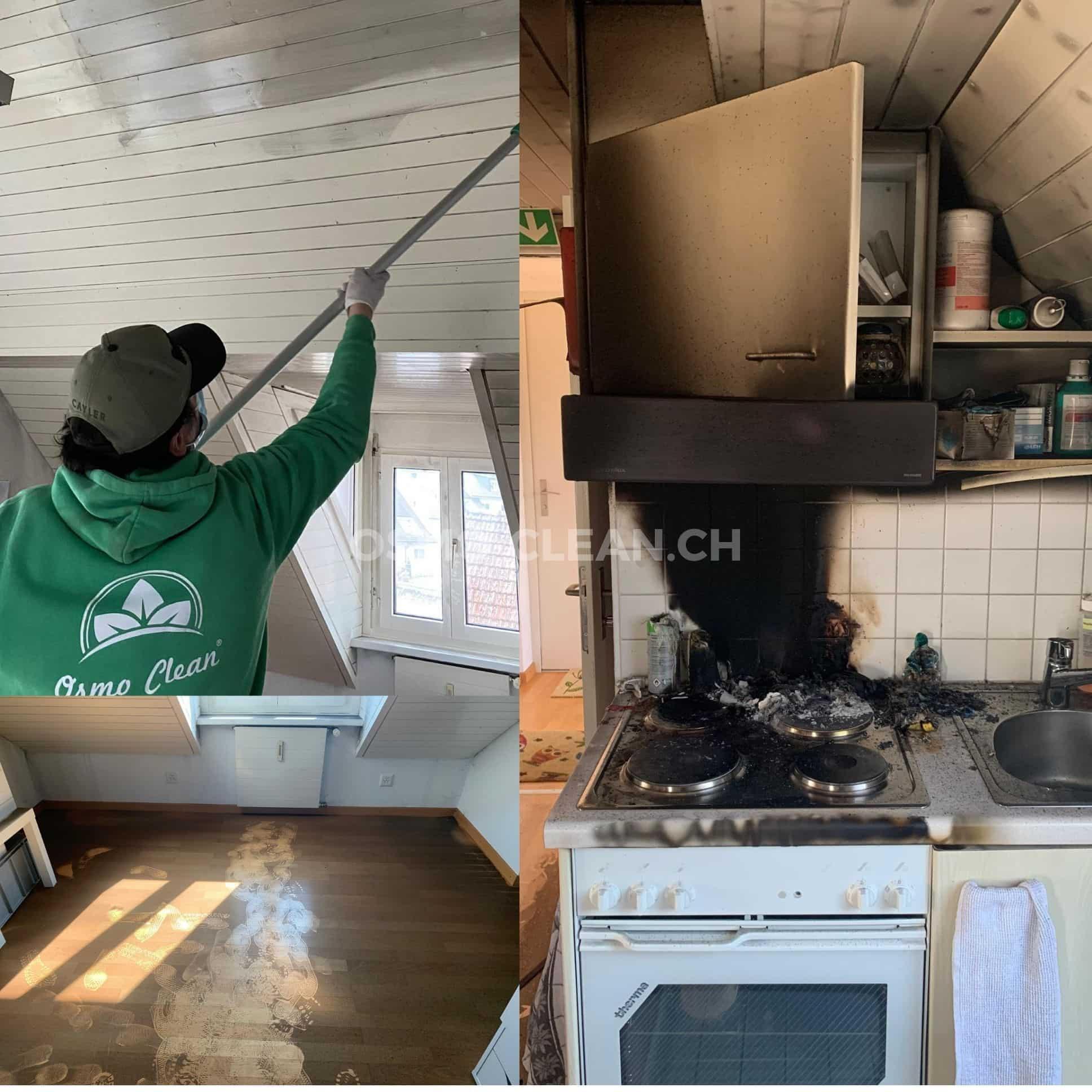brand reinigungsfirma